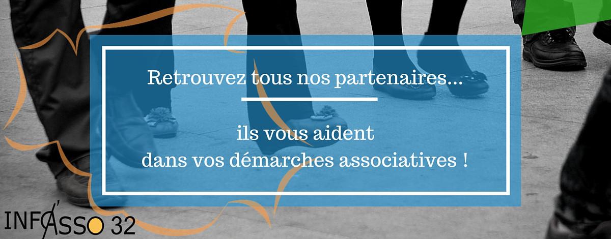 Rejoignez les partenaires d'Info'Asso - CRIB 32