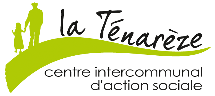 Logo du Centre intercommunal d'action social de la Ténarèze