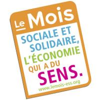 Logo du Mois de l'Economie Sociale et Solidaire