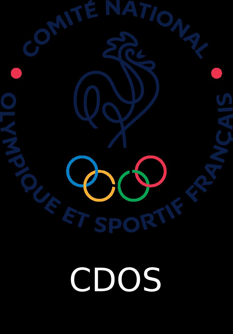 Logo du CDOS 32 - Comité Départemental Olympique et Sportif du Gers