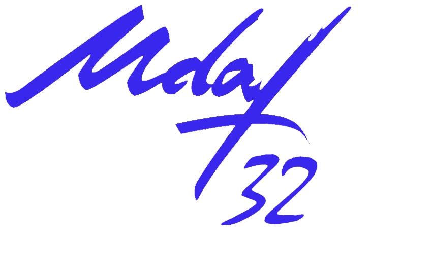 Logo de l'Udaf 32