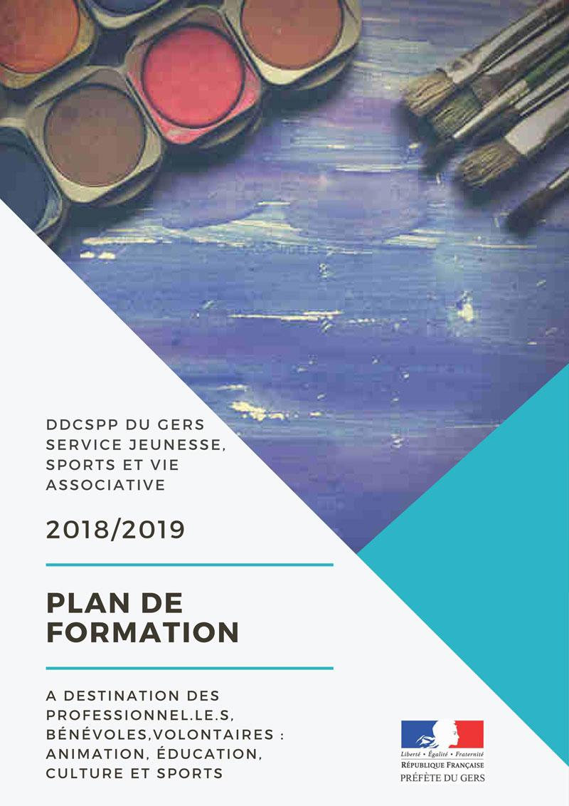 Plan de formation de la DDCSPP
