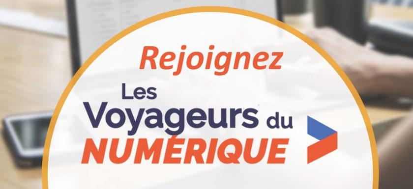 Rencontrez les Voyageurs du Numérique