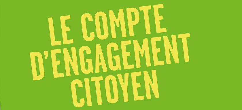 Le Compte d'Engagement Citoyen