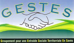 Logo du centre social Gestes
