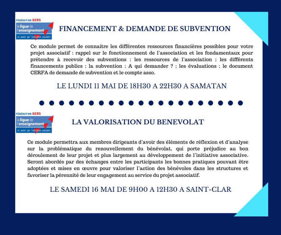 Programme des formations bénévoles du réseau PAVA 32 page 4