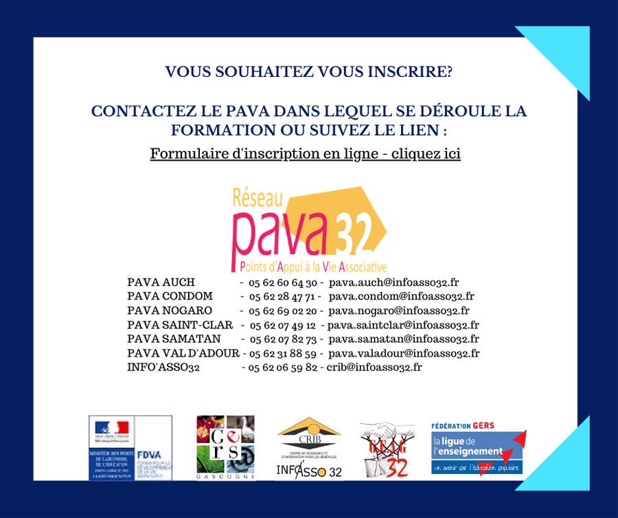 Programme des formations bénévoles du réseau PAVA 32 page 5